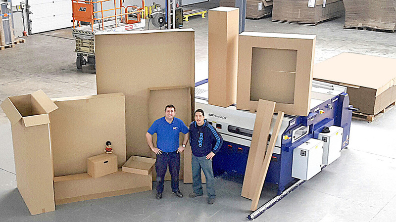 Variety is the Spice of Life: BCS brings truly flexible box making to ABC Manufacturing Inc