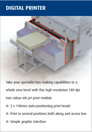 BCS Digital Printer