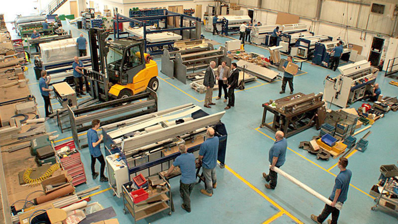 A record year despite upheaval for British Converting Solutions Ltd.